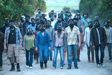 Los supervivientes que aparecen al final de la serie