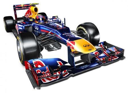 El Red Bull RB9 será presentado el 3 de febrero