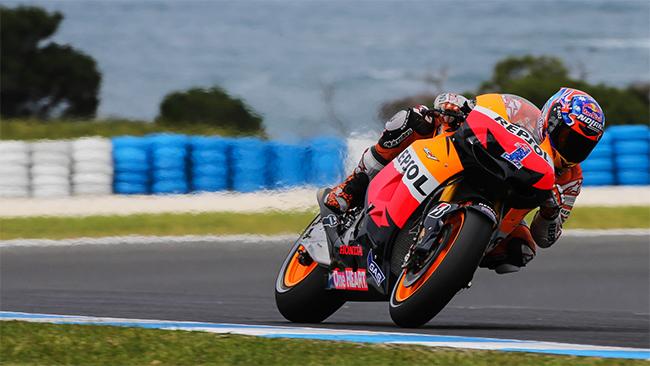 Casey Stoner GP Australia