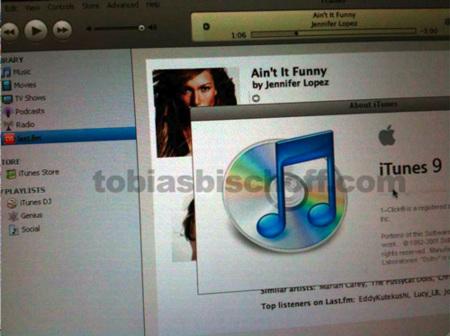 iTunes 9 tendrá soporte para last.fm, Facebook y Twitter