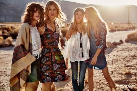 Vero Moda Spring Summer 2016 Campaign01