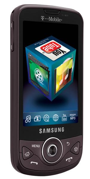 Samsung Behold II, el segundo terminal Android de la firma coreana