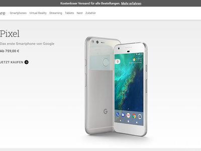 Google Store ahora te permite cambiar el país para consultar lo que venden en el resto del mundo
