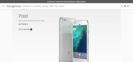 Google Store ahora te permite cambiar el país para enviar un dispositivo a otra parte del mundo