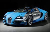 Bugatti Veyron 'Meo Constantini', la siguiente leyenda Bugatti