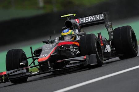 GP de Brasil de Fórmula 1: Carrera discreta para Hispania F1 Racing Team