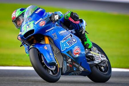 Bastianini Europa Moto3 2020