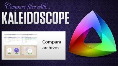 Kaleidoscope, aplicación para comparar archivos de forma rápida y sencilla