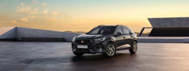 El CUPRA Formentor estrena versión más accesible con 190 hp en México