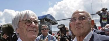 Así es Bernie Ecclestone, el hombre que inventó la Fórmula 1 actual
