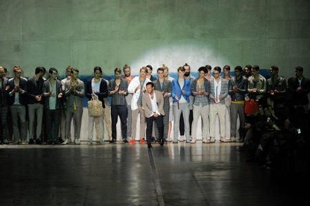 Lo mejor de la Semana de la Moda de Milán Primavera-Verano 2012 (I)