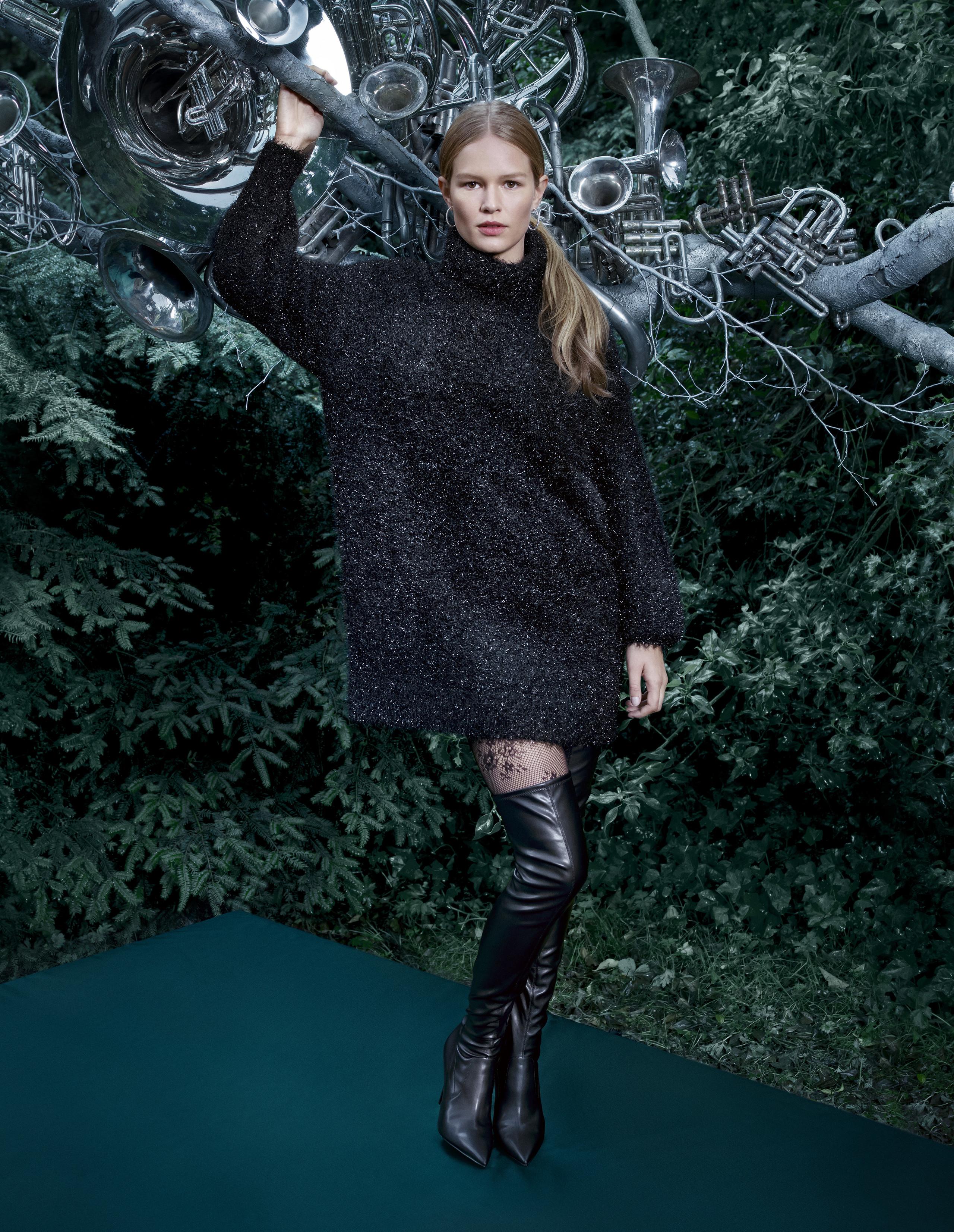 H&M Campaña Holiday Navidad 2017