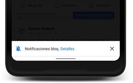 Chrome para Android: cómo activar el nuevo aviso más discreto que bloquea las notificaciones emergentes