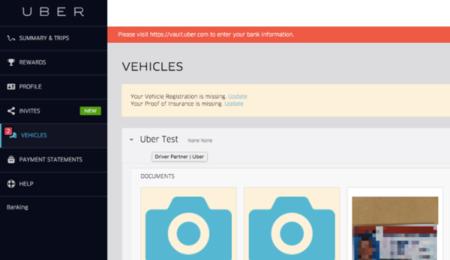 La fuga de Uber filtra los datos de más de 700 conductores