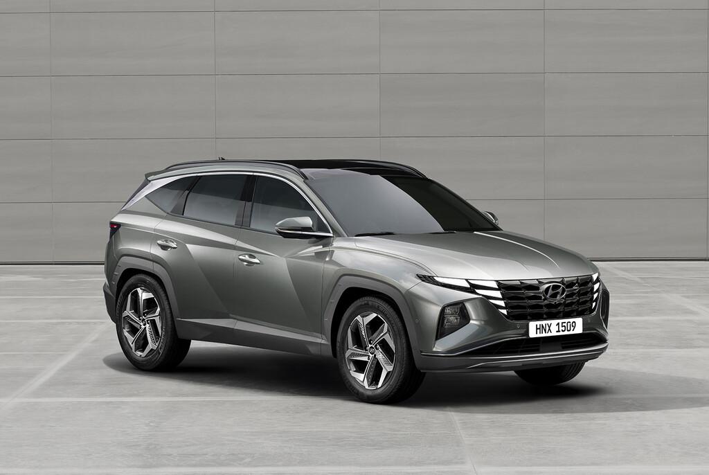 El Hyundai Tucson 2022 se reinventa como un C-SUV de amplia gama y sabor futurista