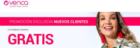 3f391652c En Venca han comenzado las pre-rebajas y además tu primera compra es gratis