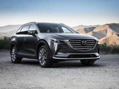 Nuevo Mazda CX-9, y tú que creías que los SUV de siete pasajeros no conocían el amor