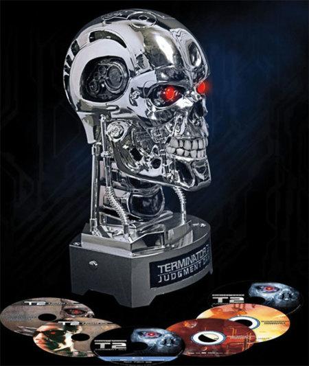 Terminator 2: Edición Skynet para coleccionistas