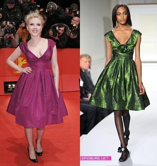 Foto de Scarlett Johansson y Natalie Portman en el Festival de Cine de Berlín (2/2)