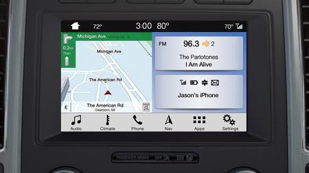 Si manejas un auto Ford, ya no tendrás que ver tu smartphone cuando navegues con Waze