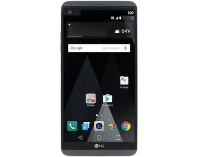 Ahora aparece la supuesta primer foto del LG V20 y confirma el diseño de los renders