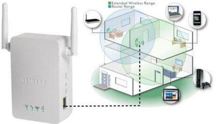 Netgear WN3000RP, expande tu red WiFi de forma rápida y sencilla