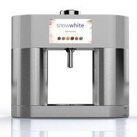 Primero la cerveza y ahora los helados: LG SnowWhite, una máquina tipo Nespresso para preparar helados instantáneos