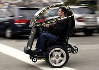 General Motors y Segway colaboran en un nuevo vehículo