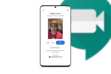Google Meet se empieza a integrar dentro de Gmail: así podrás unirte rápidamente a una videollamada