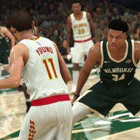 NBA 2K21 está para descargar gratis en la Epic Games Store y te lo quedas para siempre