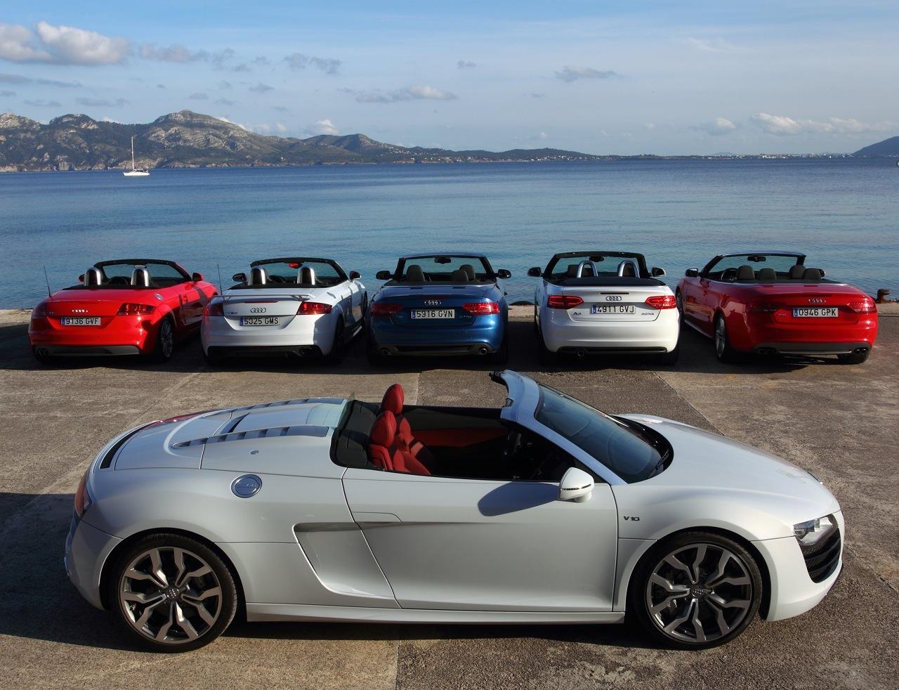 Foto de Audi Cabrios Gama (17/21)