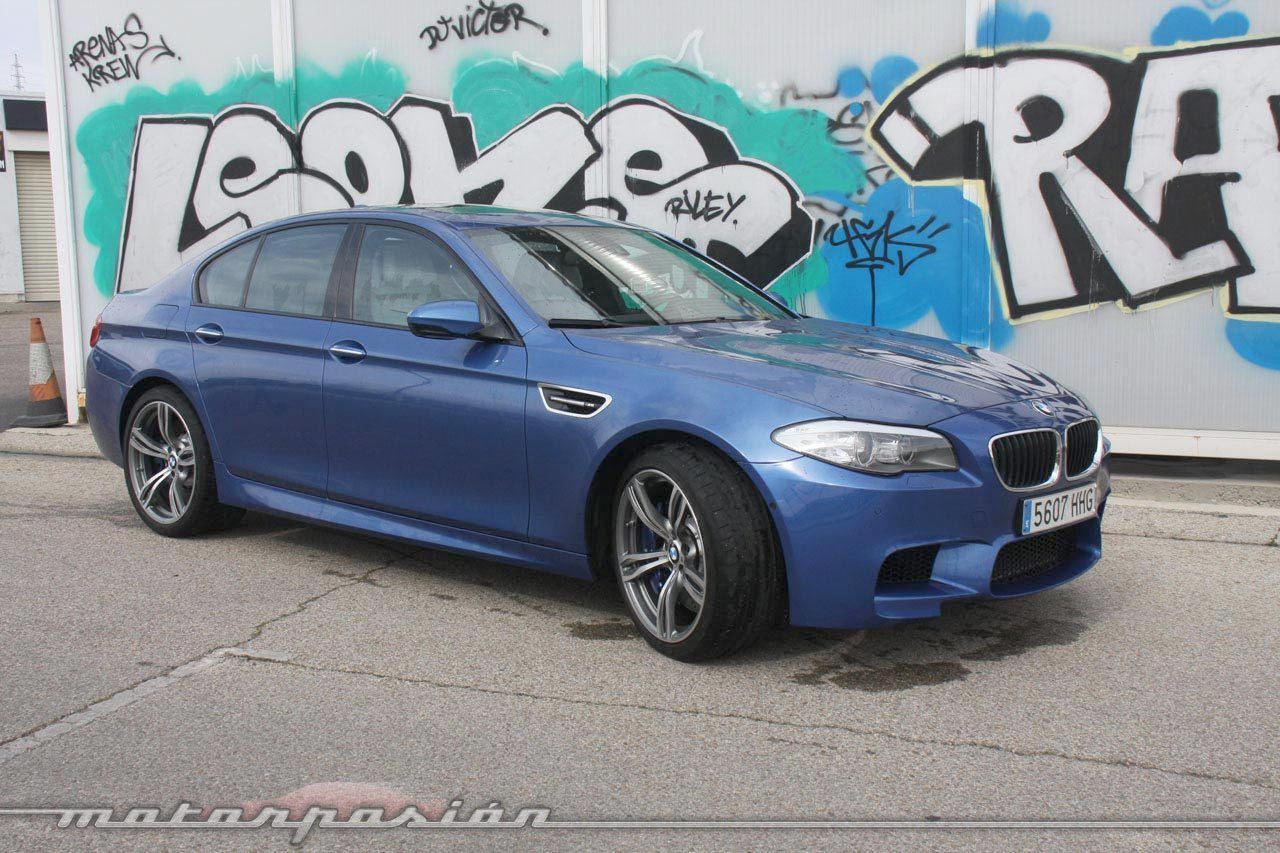 Foto de BMW M5 (Prueba) (11/136)