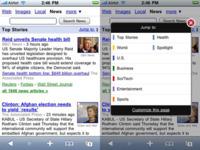 Nueva versión de Google News para móviles