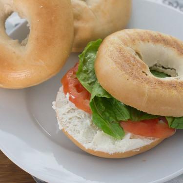 Los bagels, el clásico desayuno neoyorquino