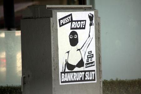 Pussy Riot: Apoyo de la red contra la sentencia de cárcel para dos de sus componentes