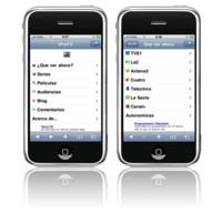 iProTV: La guía de la TV española, en tu iPhone / iPod touch