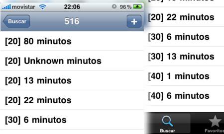 Conoce el estado de los buses de Zaragoza desde el iPhone