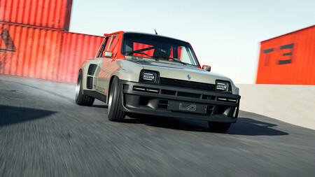 Renault 5 Turbo 3, una creación de Legende Automobiles de ¡400 hp!