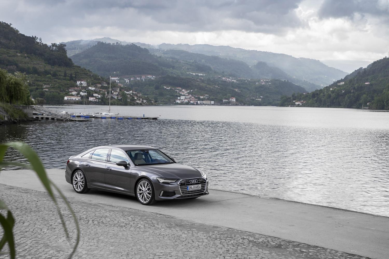 Foto de Audi A6 2018, toma de contacto (81/118)
