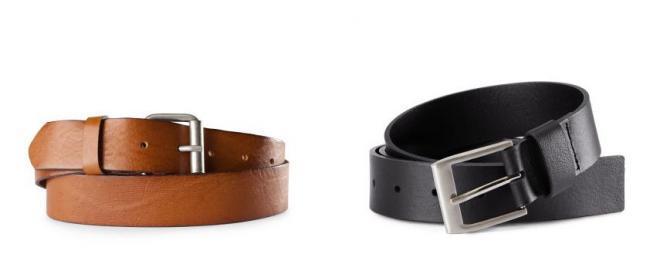 Cinturos Piel cuero en H&M