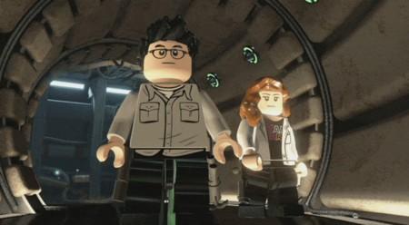 LEGO Star Wars: El Despertar de la Fuerza  incluye al propio J.J. Abrams como personaje seleccionable