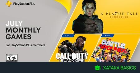 Juegos gratis de PS4 y PS5 en julio 2021 para PlayStation Plus