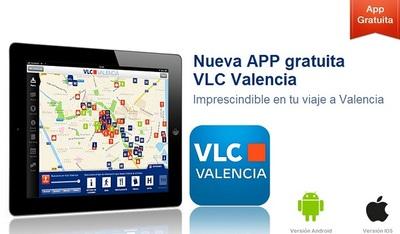 Aplicaciones viajeras: VLC Valencia