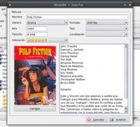 sMovieDB 0.80: nueva versión del gestor de colecciones de películas para KDE