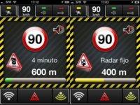 iCoyote, información de tráfico a tiempo real para iPhone y Android