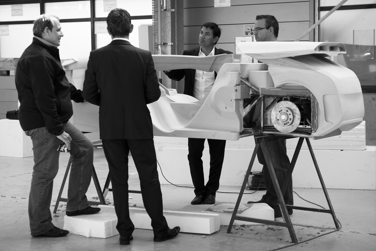 Foto de Peugeot EX1 Concept (24/44)