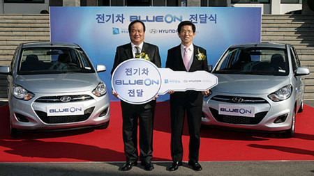 Hyundai prepara un coche eléctrico en Estados Unidos