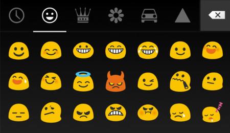 Emoji en Hangouts