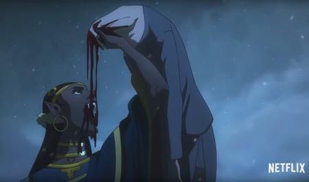 El trailer de la temporada 2 de 'Castlevania' promete más salvajismo vampírico en clave anime