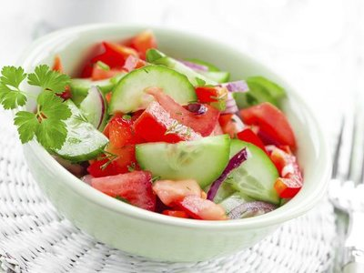 Conoce las frutas y verduras con menos calorías